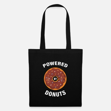 Marathon Powered By Donuts - Tote Bag