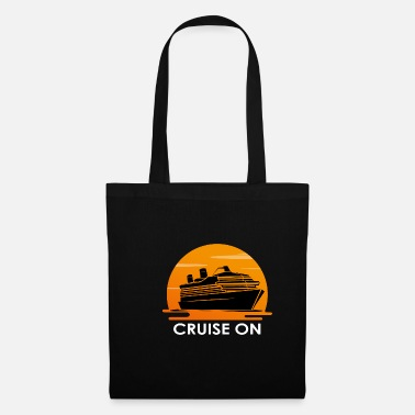 Cruise Ship Cruise holiday ship cruise ship - Tote Bag