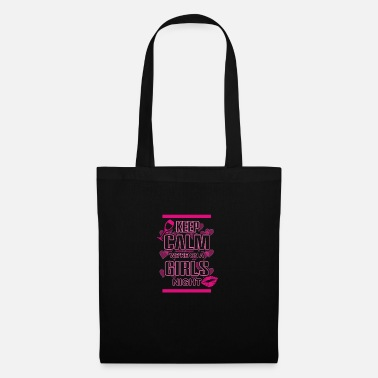 Hen Party Quotes Hen Party Quote Keep Calm Logo - Tote Bag