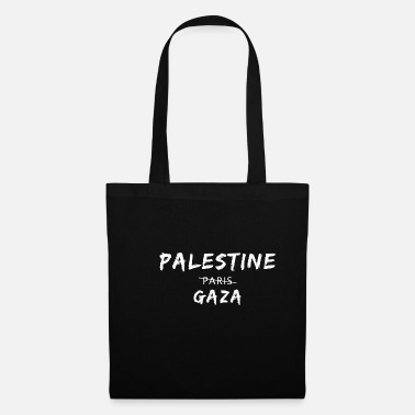 Gaza paris gaza - Tote Bag