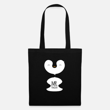 Mr. Penguin - Tote Bag