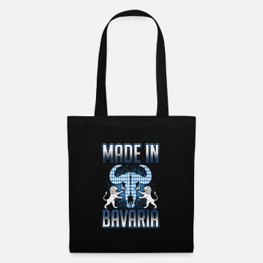 Munich MADE IN BAVARIA - Tote Bag