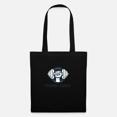 Bench Press Fitness JUNKY 2 - Tote Bag