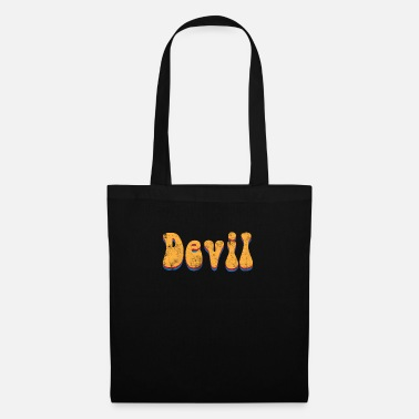 Devil Male Devil devil - Tote Bag