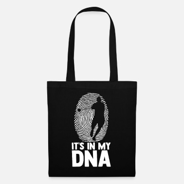 Hammer Hammer Throw It's In My DNA Hammer Throw Ball - Tote Bag