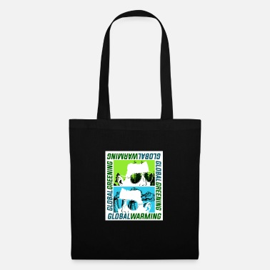 Global Global Warming or Global Greening - Tote Bag