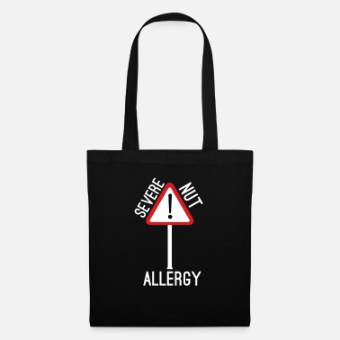 Allergy Allergy Shirt - Allergic Nut Allergy Nuts Groove - Tote Bag