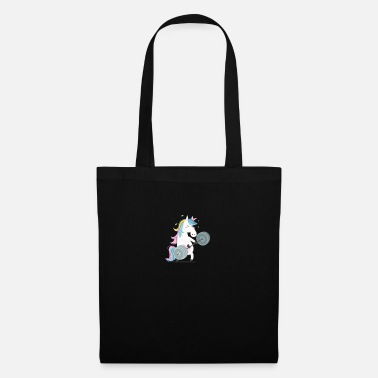Gym Funny Unicorn Gym - Tote Bag