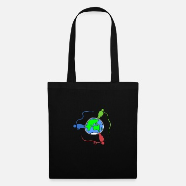 Global globalization - Tote Bag