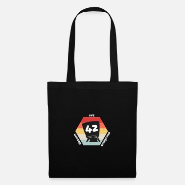 Answer Answer 42 - Tote Bag