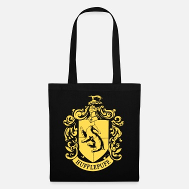 Wizarding World Harry Potter Hufflepuff wapen - Stoffentas