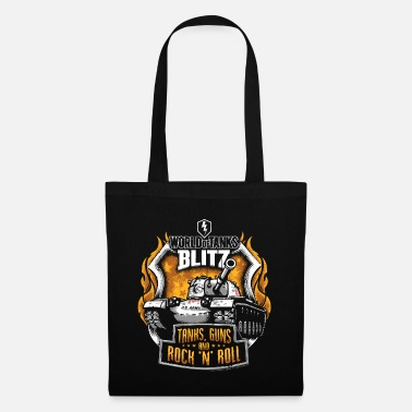 World Of Tanks Blitz Tanks Guns Rock'n'Roll - Tote Bag