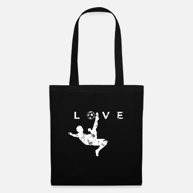 Tempest I love football kickback team gift - Tote Bag