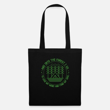Worker Forest - Tote Bag