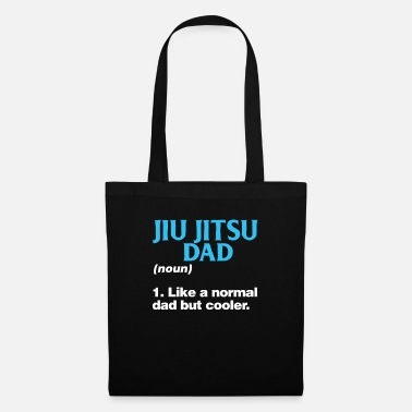 Jiujitsu Jiujitsu's father - Tote Bag