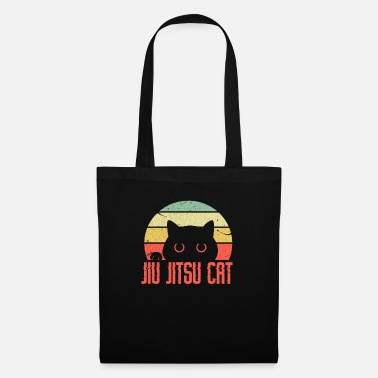 Jiujitsu Jiujitsu cat - Tote Bag