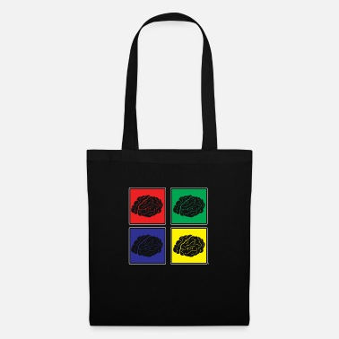Intellect Save Brains - Tote Bag