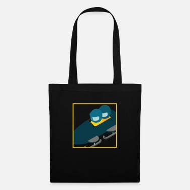 Bobsleigh Bobsleigh Cool Winter Sports Bobsleigh Gift - Tote Bag