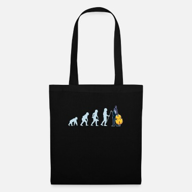 Bass Double Bass Player Contrabassist Contrabass - Tote Bag