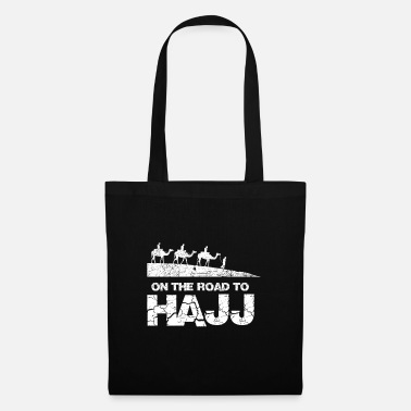Arabia On The Road To Hajj Muslim Islam Mecca Mosque Gift - Tote Bag