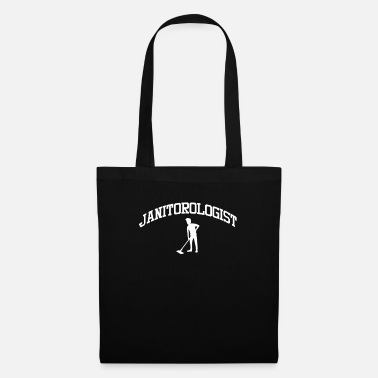 Artwork Janitorologist Janitor Cleaners Cleaning Service - Tote Bag