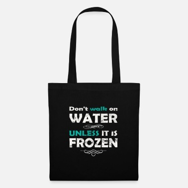 Water Walking Walk on Water, Walk on Water Shirt - Tote Bag