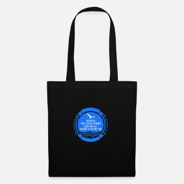 Cool sayings are on Twitter - Tote Bag