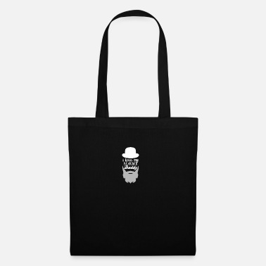 Gifts For Dad I Love My Bearded Daddy Fathers Day - Tote Bag