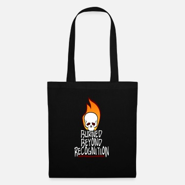 Recognition Burned Beyond Recognition - Tote Bag