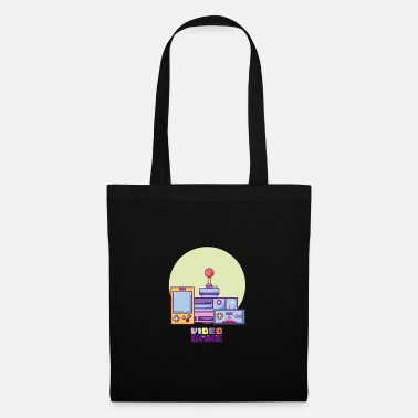 Video Game video games 90s video games - Tote Bag