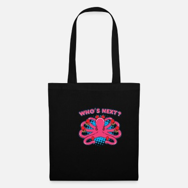 Winner Who's Next Octopus Table Tennis Gift Idea - Tote Bag