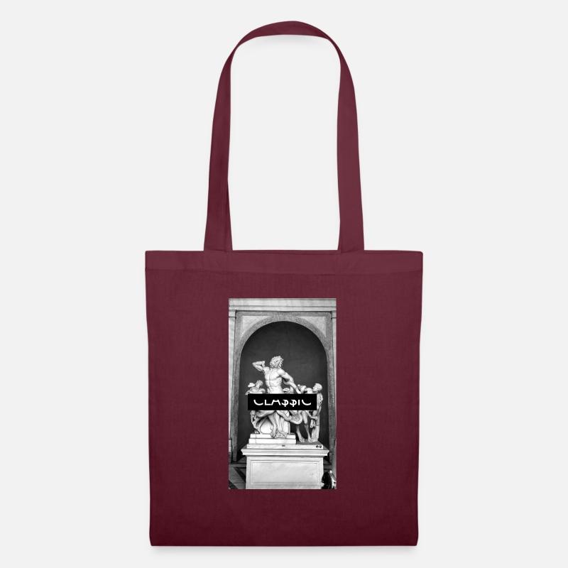 classic4 Tote Bag bordeaux