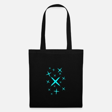 Symbol Many Crosses Design Plus Sign New - Tote Bag