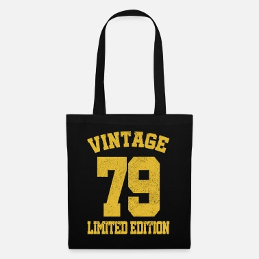 Date Of Birth Year of birth 1979 - Tote Bag