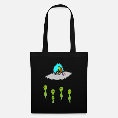 Invasion Alien invasion - Tote Bag