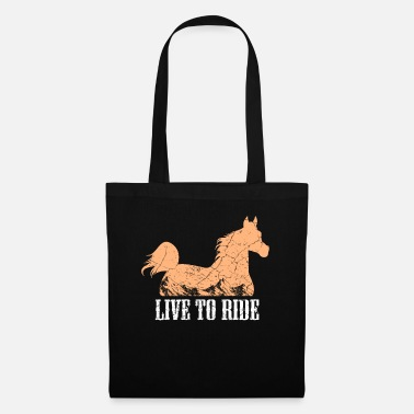 Equitation Horses riding equitation - Tote Bag