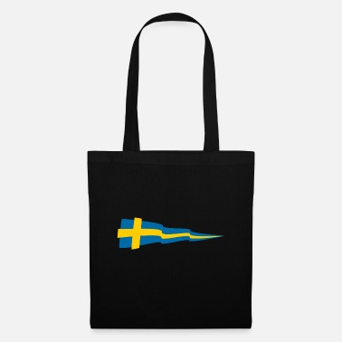 Viking Sverige Sweden Sweden Flag Scandinavia Vikings - Tote Bag