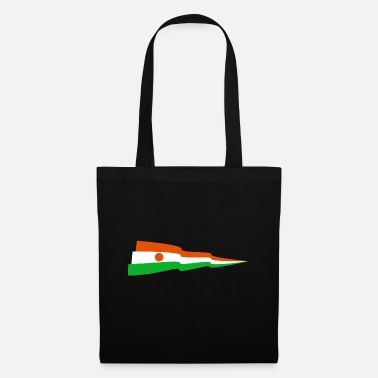 Country Niger Africa Africa flag flag - Tote Bag