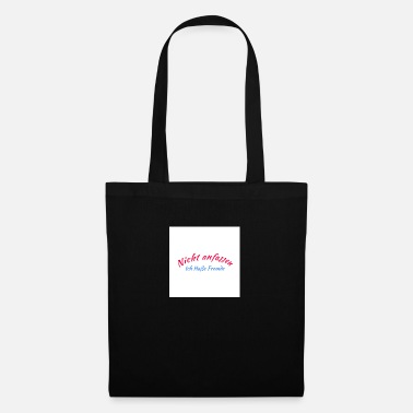 Do not touch - Tote Bag