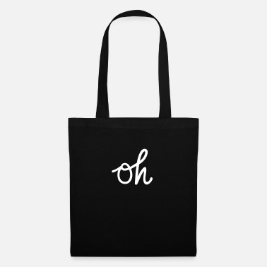 Typography & oh Typography - Tote Bag