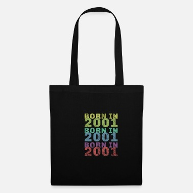 Legal Age Born in 2001 Millennium Children's Gift of a legal age - Tote Bag