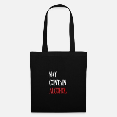 Alcohol ALCOHOL ALCOHOL BEVATTEN - Stoffentas