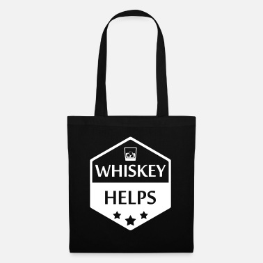 Gin Whiskey Burning Alcohol Rum Gin Liquor Gift - Tote Bag