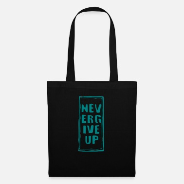 Plutonium never give up - Tote Bag