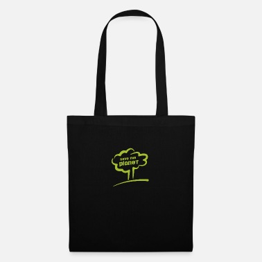 Save The Planet save the planet - save the planet - Tote Bag