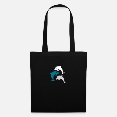Dolphin Dolphin dolphin - Tote Bag
