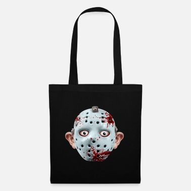 Ice Hockey Mask Ice hockey mask - Tote Bag