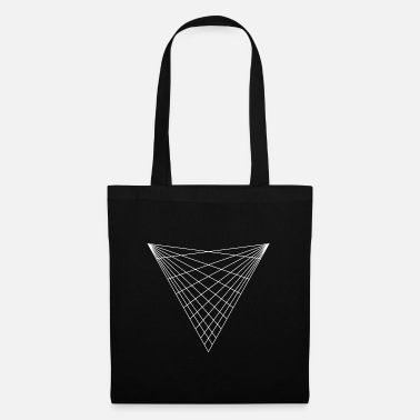 Geometry Sacred geometry / minimal hipster triangle symbol - Tote Bag