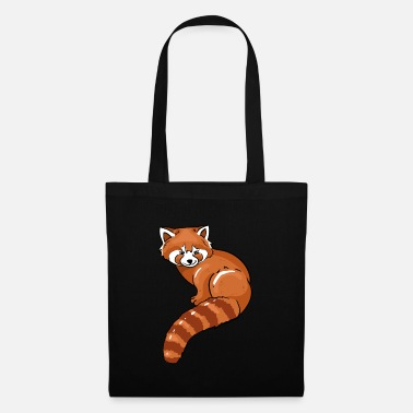 Red Red Panda - Tote Bag