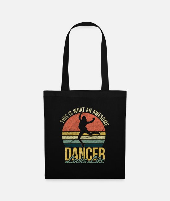 Dirty Dancing Bags & Backpacks - Dancing - Tote Bag black